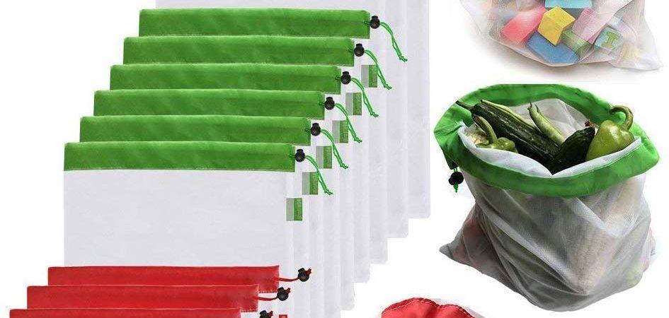 Bolsas Reutilizables ecologicas
