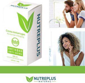 Crema Antiarrugas Facial para Día y Noche | Anti-Edad, Antimanchas | Crema Hidratante y Humectante para la cara | Rejuvenece tu piel para Mujer