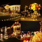 Luces LED Decoración para Navidad