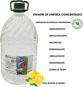 Vinagre de Limpieza Concentrado Biodegradable KIT DE LIMPIEZA GRATIS CON TU COMPRA