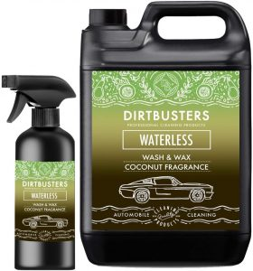 productos ecologicos para lavado de autos