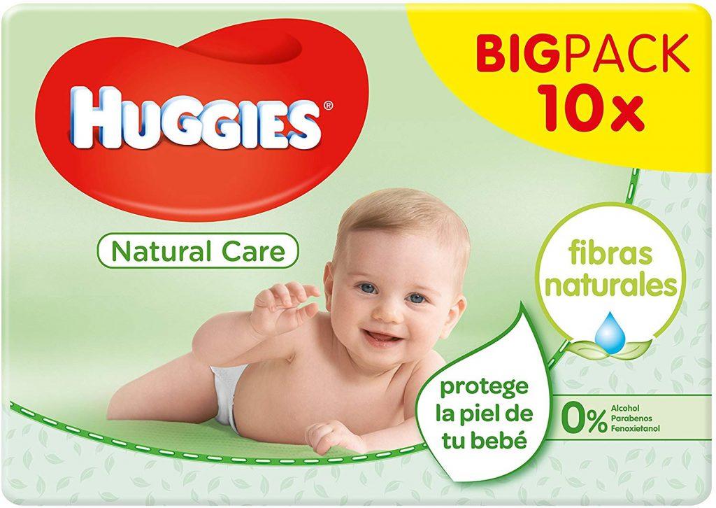 Toallitas ecologicas para bebé