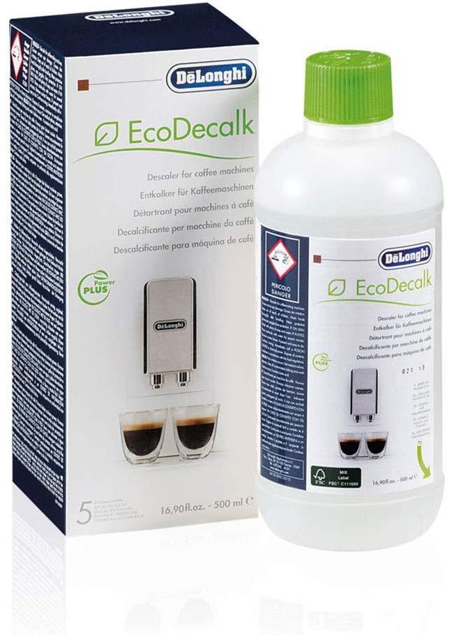 Ecodecalk - Líquido descalcificador universal, cafeteras superautomáticas, ecológico y eficiente