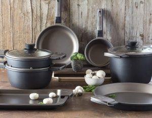 utensilios de cocina. ecologia profunda