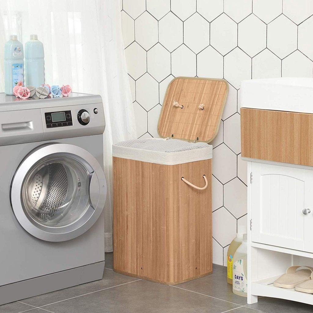 cesto ecológico para ropa sucia