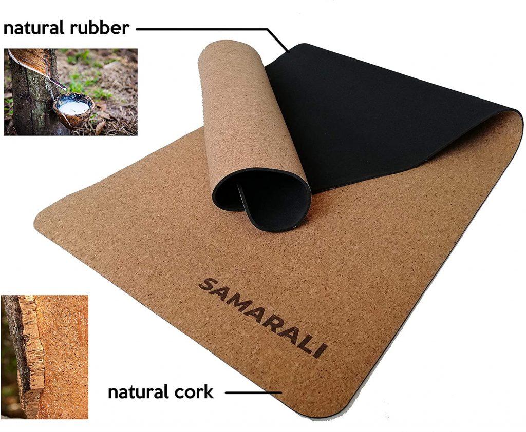 alfombra yoga antideslizante