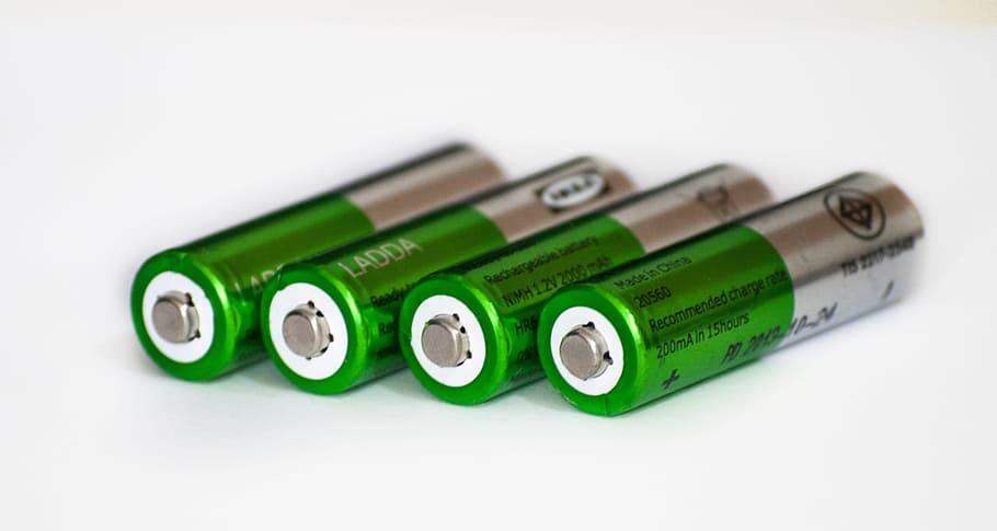 Reciclar pila o baterías