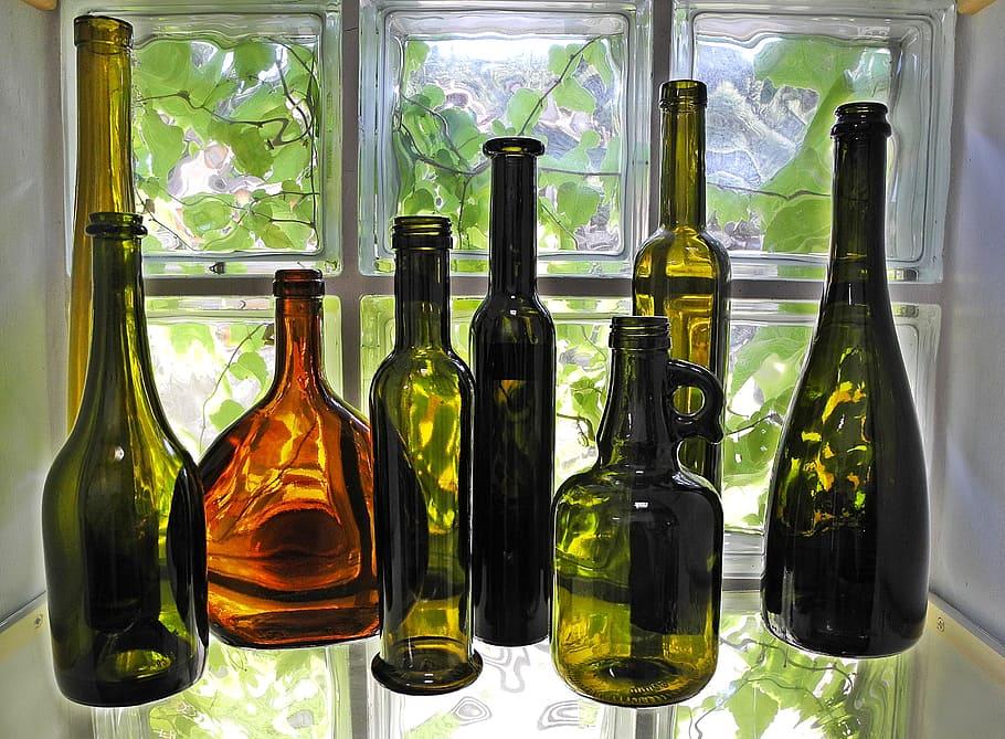 reciclar vidrio