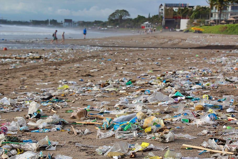 contaminacion en los mares