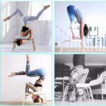 sillas plegables para yoga