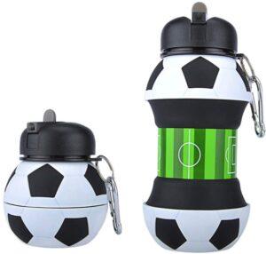 Botella de Bebida de Fútbol para Niños
