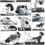 yoga con silla para mayores