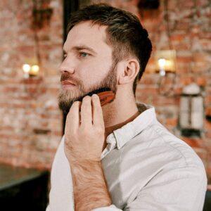 cepillo para barbas