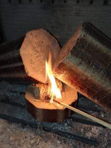 encendedores de fuego ecológico